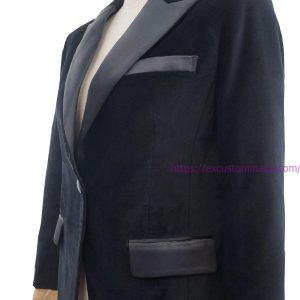 007 カジノ・ロワイヤル ル・シッフル 風 コスプレ衣装_6